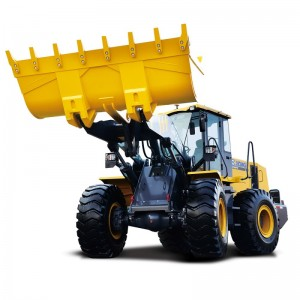 XCMG 5 ton wheel loader LW500FN