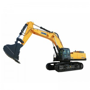China Gold Supplier for Rough Terrain Crane -