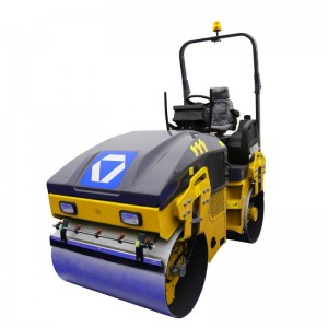 XCMG mini double wheel road roller XMR303/403