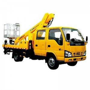 XCMG telescopic boom aerial working platform