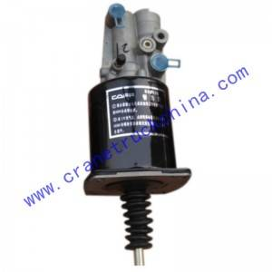 XCMG truck crane clutch branch pump