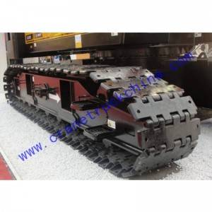 XCMG crawler crane crawler assembly