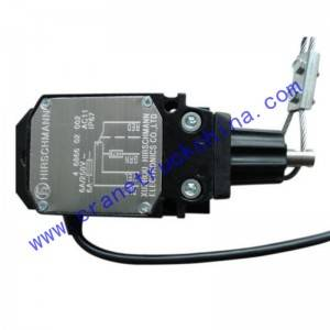 XCMG truck crane height limit switch