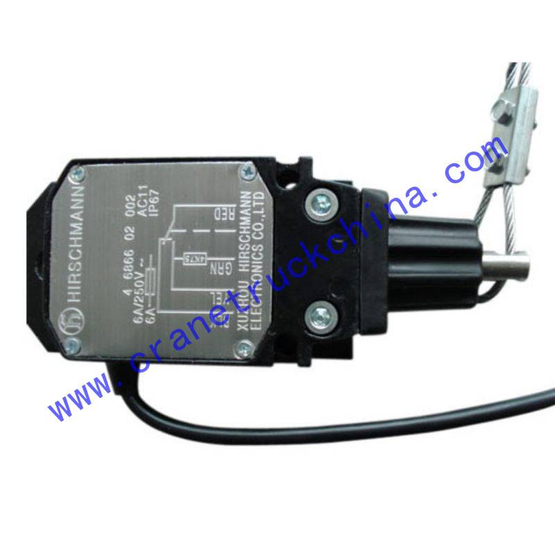 XCMG truck crane height limit switch Featured Image
