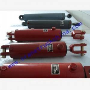 XCMG road roller steering cylinder