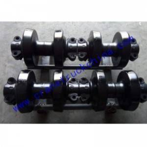 XCMG crawler crane support rollers
