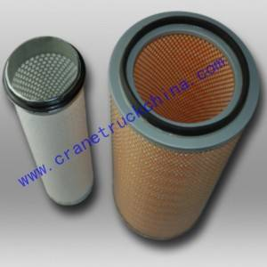 XCMG road roller air filter