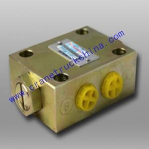 XCMG road roller two-way hydraulic lock
