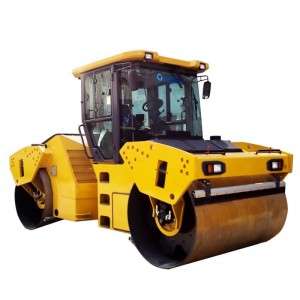 XCMG double drum road roller XD102