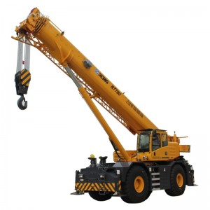 XCMG 70 ton rough terrain crane RT70U
