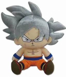 dragon ball goku anime plush doll