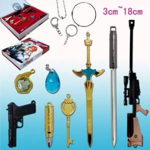 sword art online anime weapon
