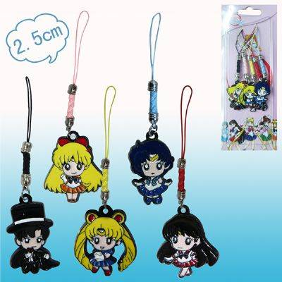 sailormoon anime phonestrap