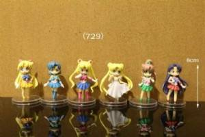 sailormoon anime figure