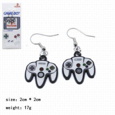 Nintendo Earrings