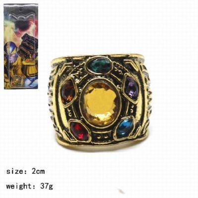 The Avengers Thanos Ring