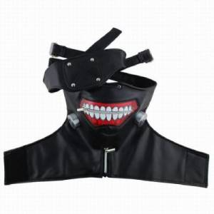Tokyo Ghoul Cosplay tool Mask Bagged
