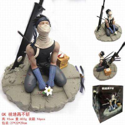 Naruto GK Momochi Zabuza Boxed Figure Decoration