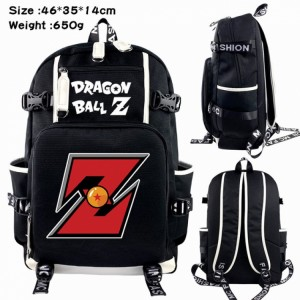 Dragon Ball Anime Backpack Student Backpack School Bag 46X35X14CM 650G