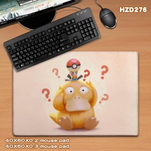 Pokemon Rubber Desk mat mouse pad