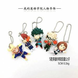 My Hero Academia One Piece Figure Decoration Model