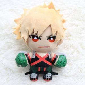My Hero Academia anime plush doll