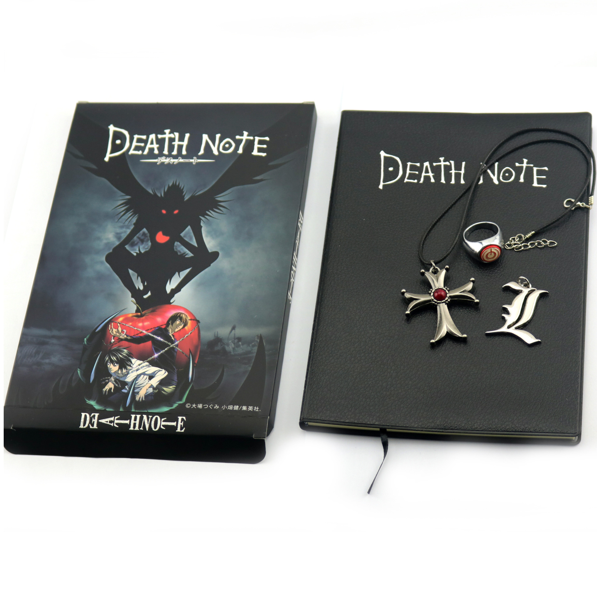 death note anime notebook Featured Image