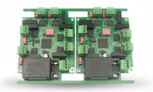 PCB assembly for Intelligent Lighting