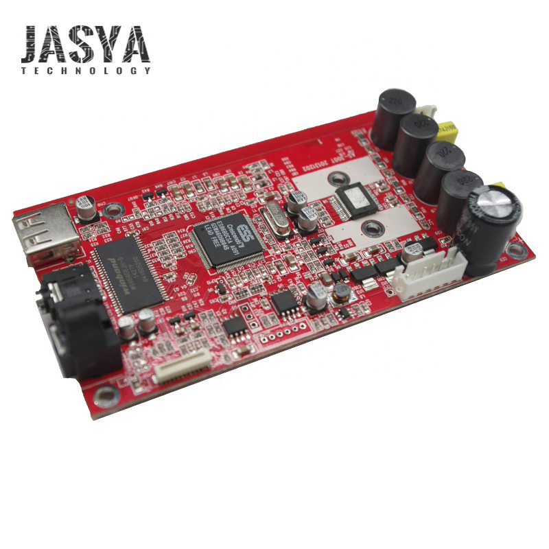 Custom PCBA manufacturer controller boards assemble