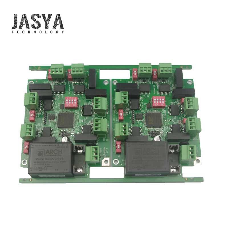 Intelligent Lighting controller board
