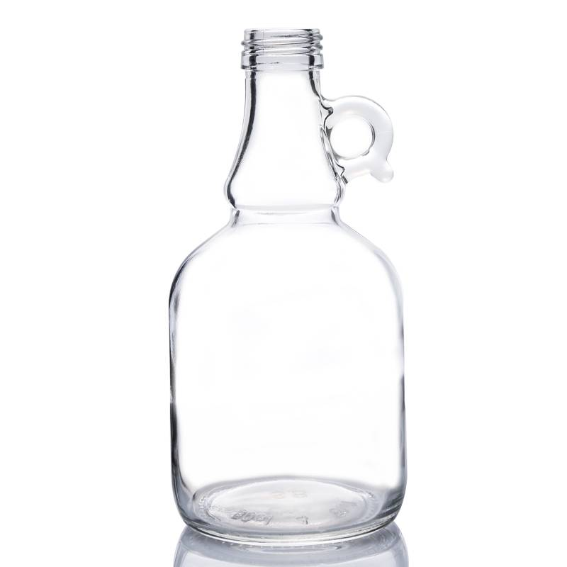 wholesale    made in china  1L round glass wate...