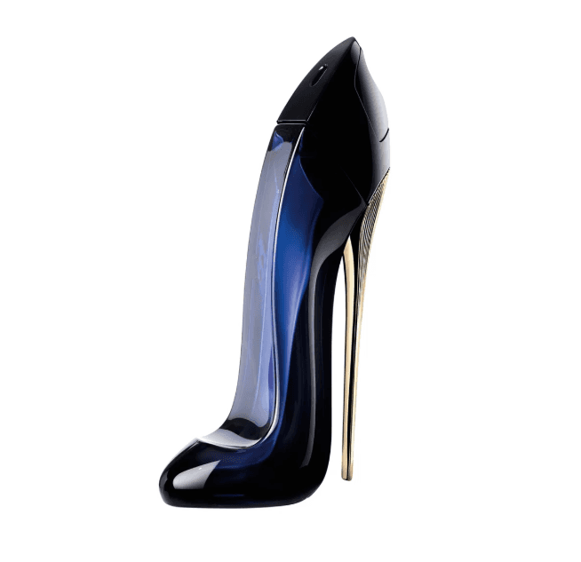 30ml and 80ml high heeled shoe perfume bottle