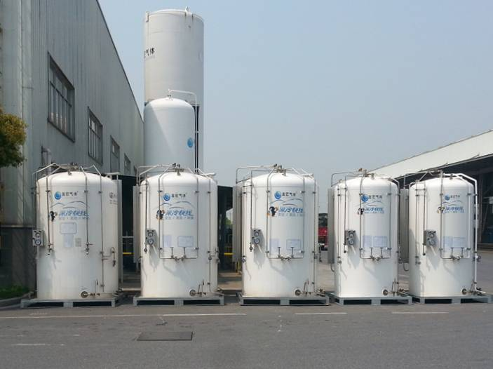 High PerformanceSanitary Pressure Vessel -