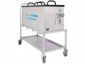 High definition Ln2 Storage Dewars -