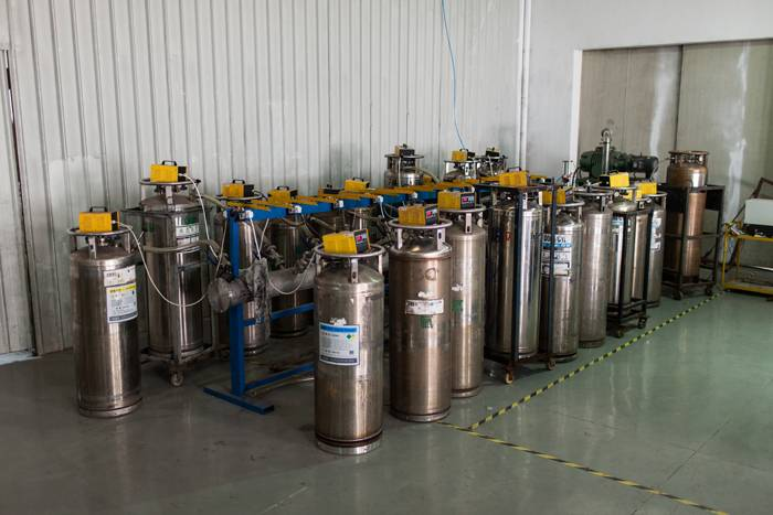 Cryogenic equipment repair, maintenance, daily inspection Featured Image