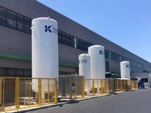 Best quality Cryogenic Gas Stainless Steel Tanks -