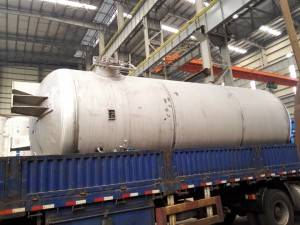 Factory supplied Dewar Gas Cylinder -