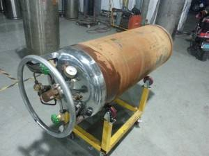 New Delivery for Pressure Vessel Cylinder -