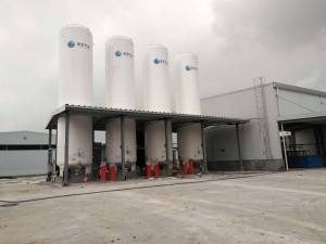 Factory Supply Lng Cylinder Making -