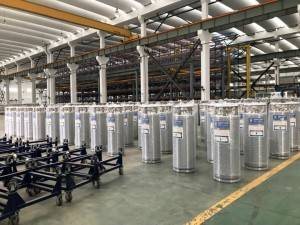 Manufacturing Companies for Liquid Helium -