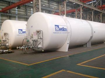 Factory Cheap Cryogenic Tanks -