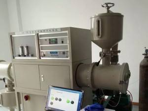 Gas System for HD-2 Vacuum Plasma Seed Processor
