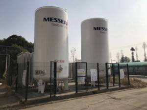 China wholesale Liquid Argon Dewar -