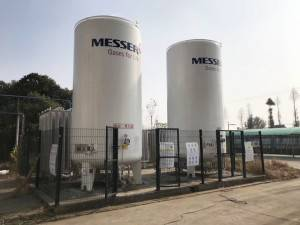 18 Years Factory Cryogenic Freezer Systems -