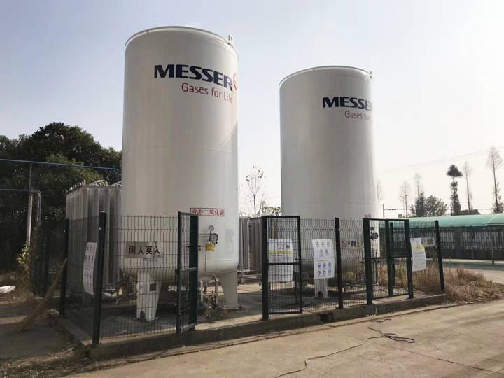 Factory Price Ambient Lng Cryogenic Liquid Equipment -