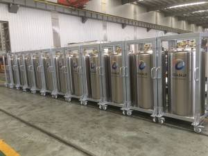 Factory Free sample Lng Cryogenic Equipment -