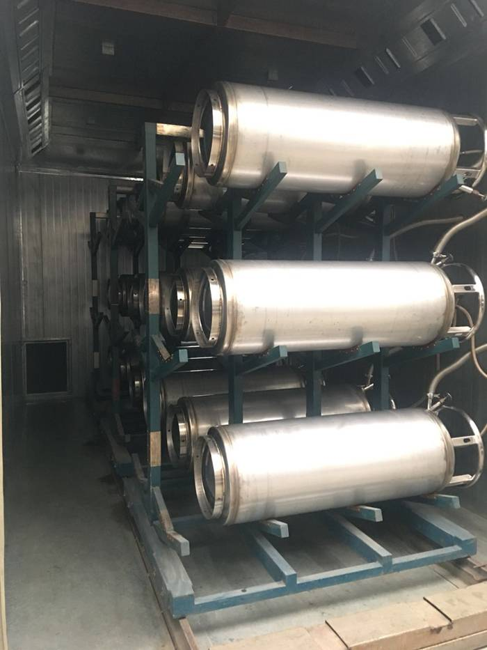 Manufacturer for Automated Cryogenic Freezers -