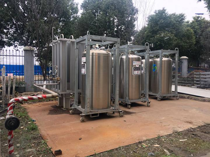 Rapid Delivery for Autoclave Pressure Vessel -