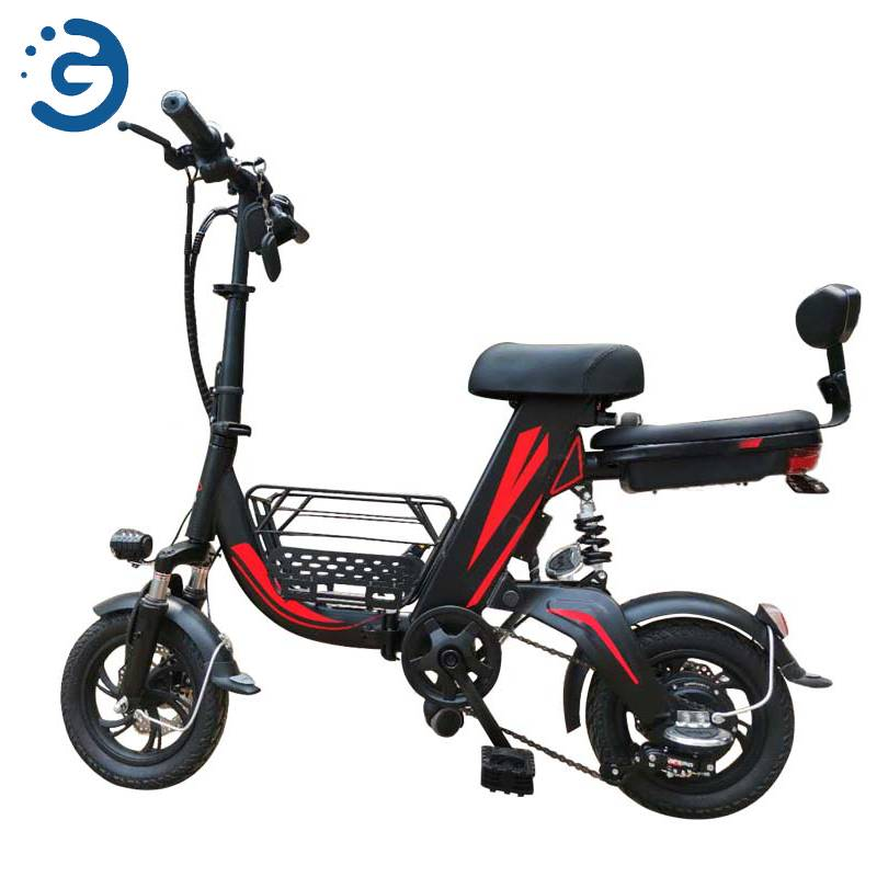 U-WL China Factory  City E-Bike with 48V 350W Motor Adult 2 Wheel Featured Image