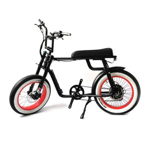 Socool Similar 750W Moped Style E-Bike